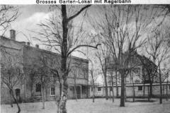 Dreierhaus Garten