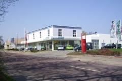Autohaus in der Regensburger Straße