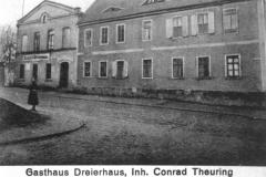 Dreierhaus Vorderfront