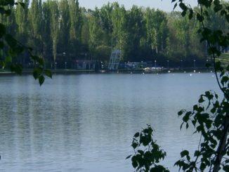 Kanuzentrum /Osendorfer See